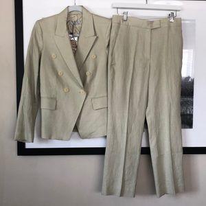 New Linen pantsuit MANGO